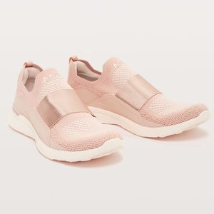 APL athletic shoes in light pink - 9
